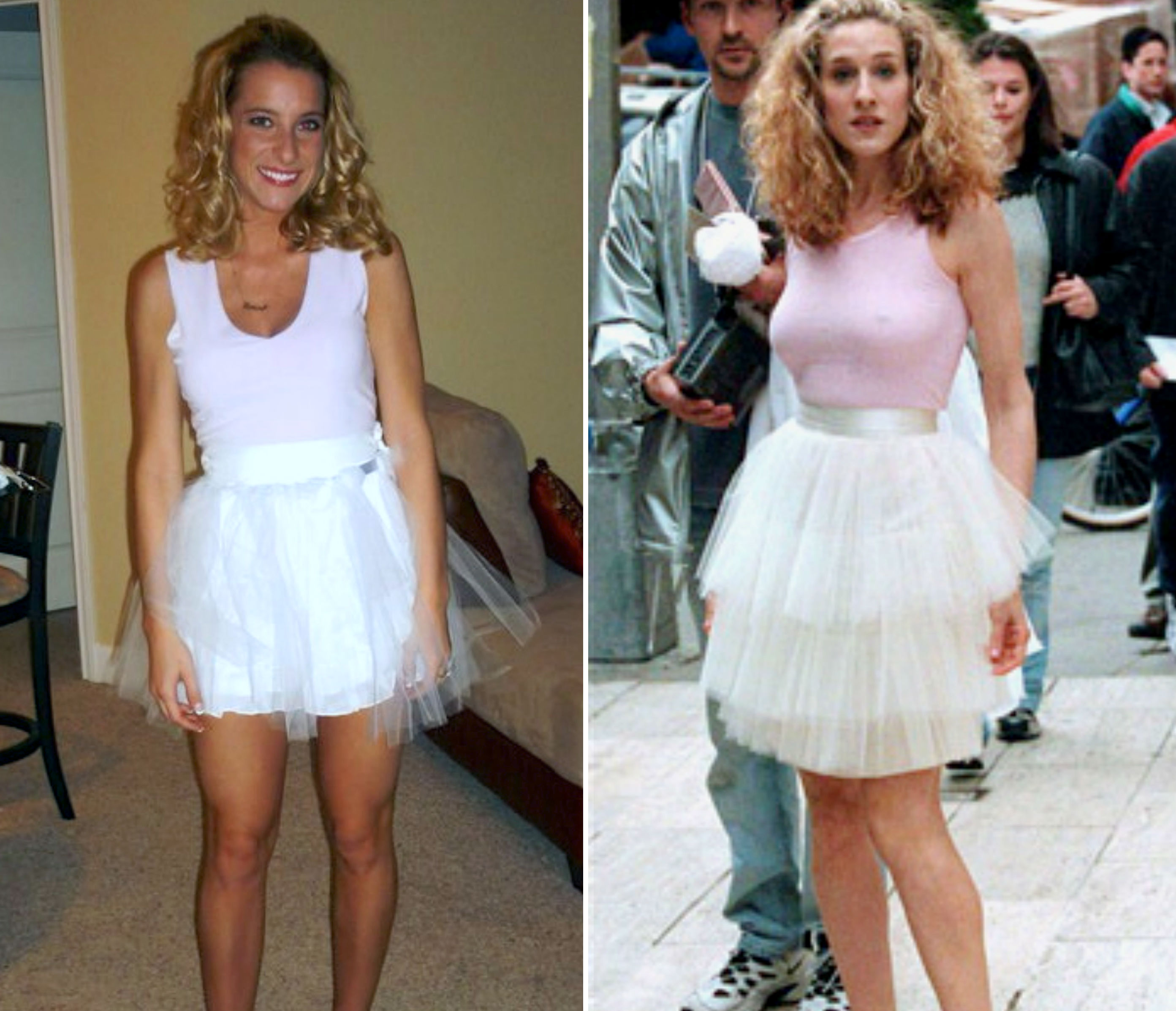 5 carrie bradshaw from sex and the city - Tv Characters Halloween Costumes