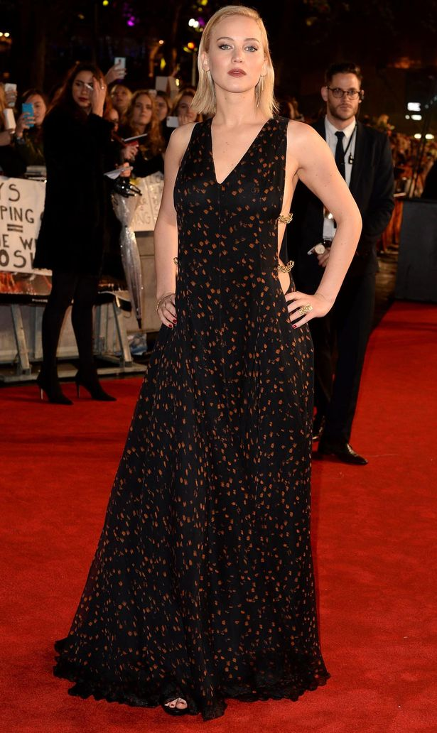 15 jaw dropping dresses at the hunger games premiere